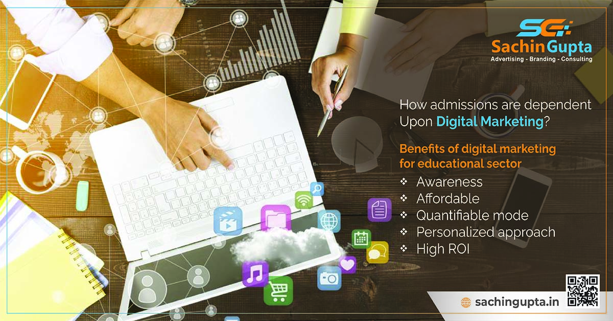 Admissions Are Dependent Upon Digital Marketing