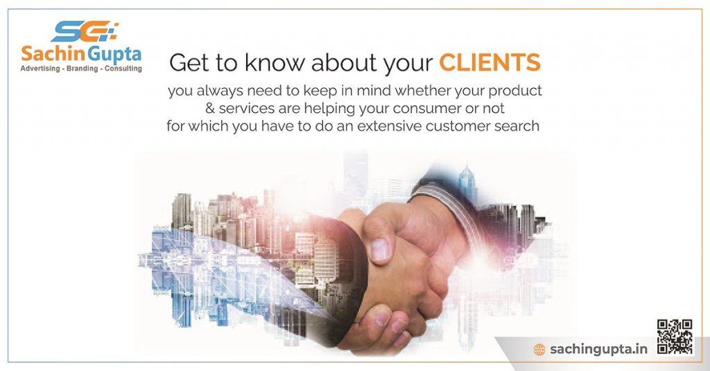 know about your clients